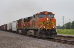 BNSF5147 and BNSF4626
