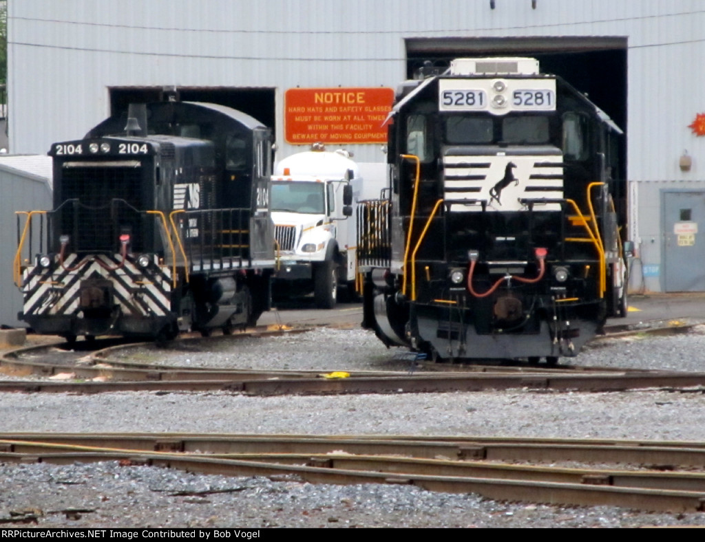 NS 2104 and 5281