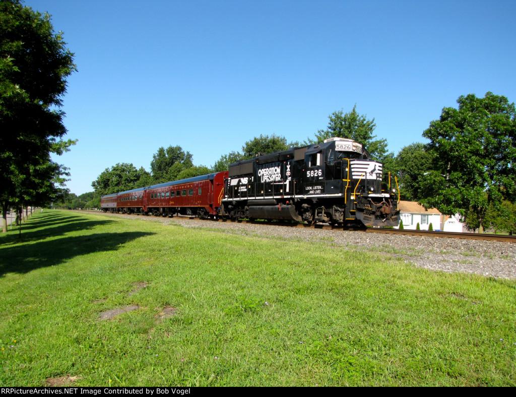 NS 5826