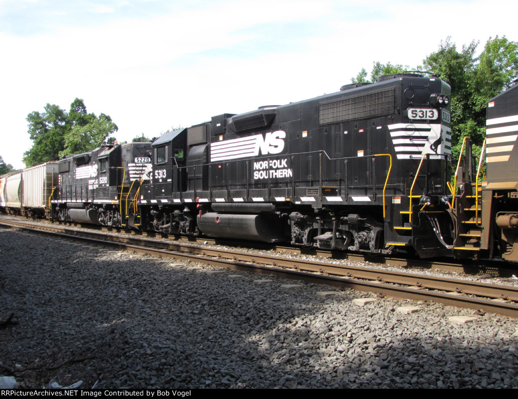 NS 5313 and 5220