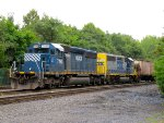 HLCX 7190 and CSX 4402