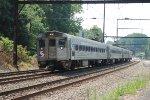 Ex Reading Silverliner II's