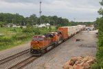 BNSF6693 and BNSF7460