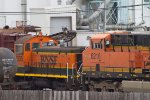 BNSF6216 and BNSF3535