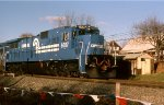CR C39-8 #6007 is now