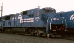 CR C39-8 #6016 sits in Greenwich Yard in South Philly