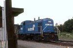 CR RS-3M #9923 leads a coal train at Belmont