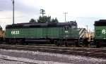 NRL F-45 #6635 is mid consist