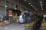 BNSF4737 in the diesel shops