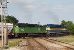 ICE6402 and HLCX7009