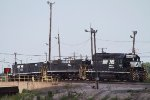 NS6181, NS966 andNS866 on the hump