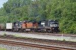 NS8345, BNSF4198 and NS9963