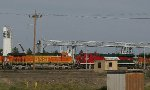 BNSF 4862 & FXE 4?65