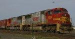 BNSF 8284 West