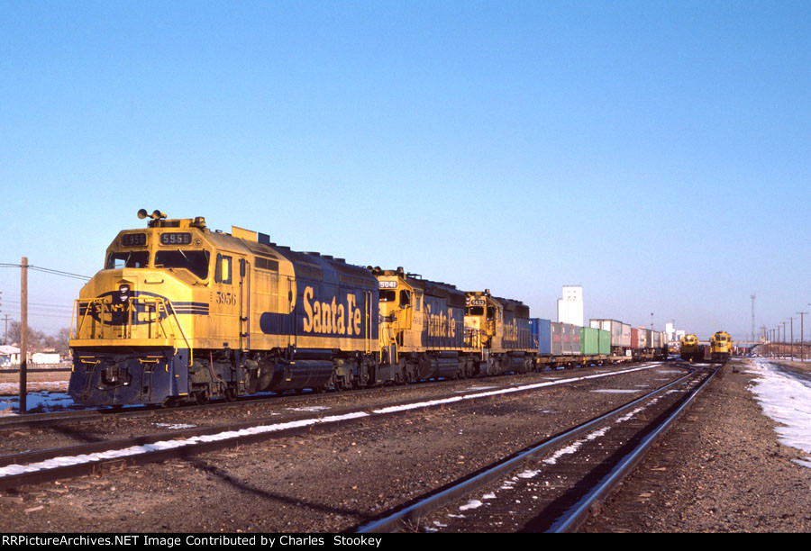 ATSF 5956