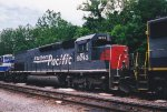 SD45T-2 (exSP) CEFX 9243
