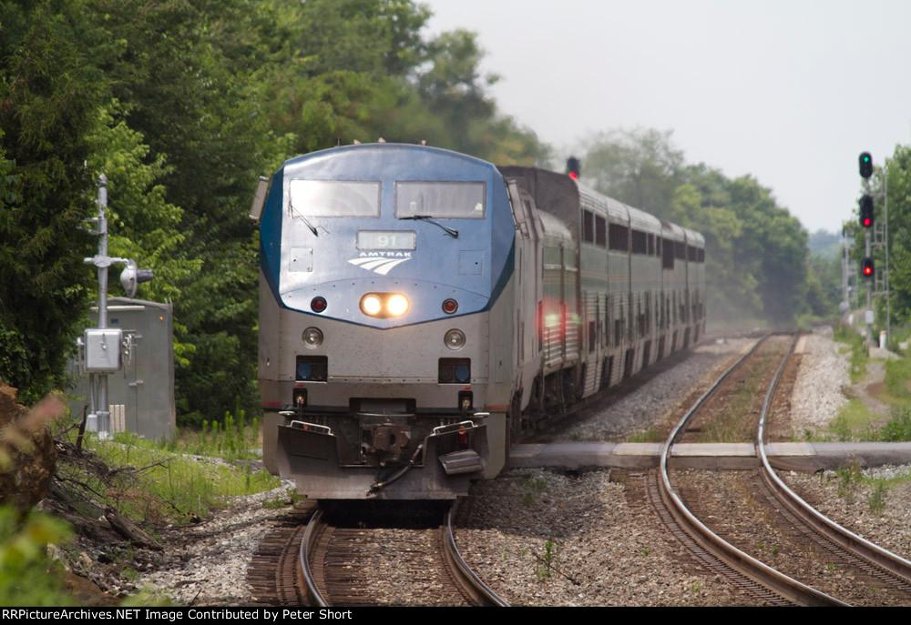 Amtrak91 and Amtrak191