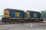 CSX6142 and CSX2665