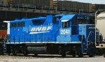 BNSF 2041