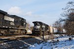 NS 111 meets NS T19 - Waddy, KY
