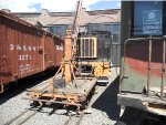 D&RGW 50 & Unknown Rail Crane