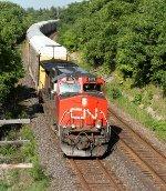 CN X371 at Mile 5.8 Strathroy Sub.