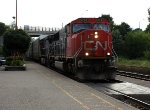 CN 434 at Woodstock