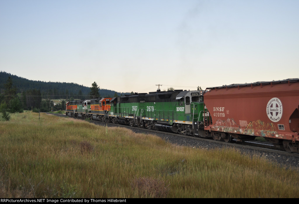 BNSF 2879