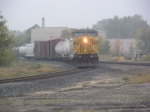 A shot of 9532 in the rain.......