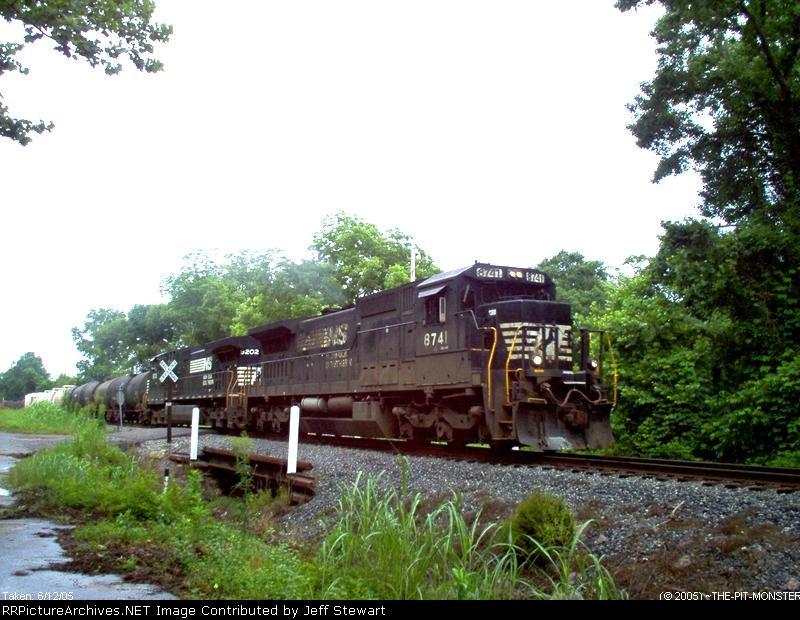 NS 8741