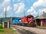 VRS 263X Ethanol Train
