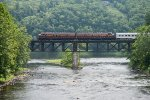 Pacific Express at Lackawaxen