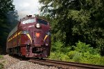 Pacific Express at Cochecton