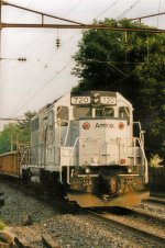 Amtrak #720 near Wenger Feeds Mill