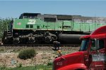 BNSF Westminster June 2008 Wreck