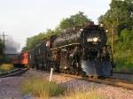 Beautiful Steam Locomotive Ain't She?