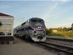 Amtrak 184 leading the Southwest Chief