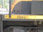 BNSF 1710