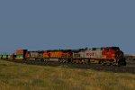 BNSF 4707 West