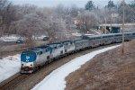 Amtrak 133 Lexington Pkwy