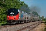 Amtrak 156 Merriam Park