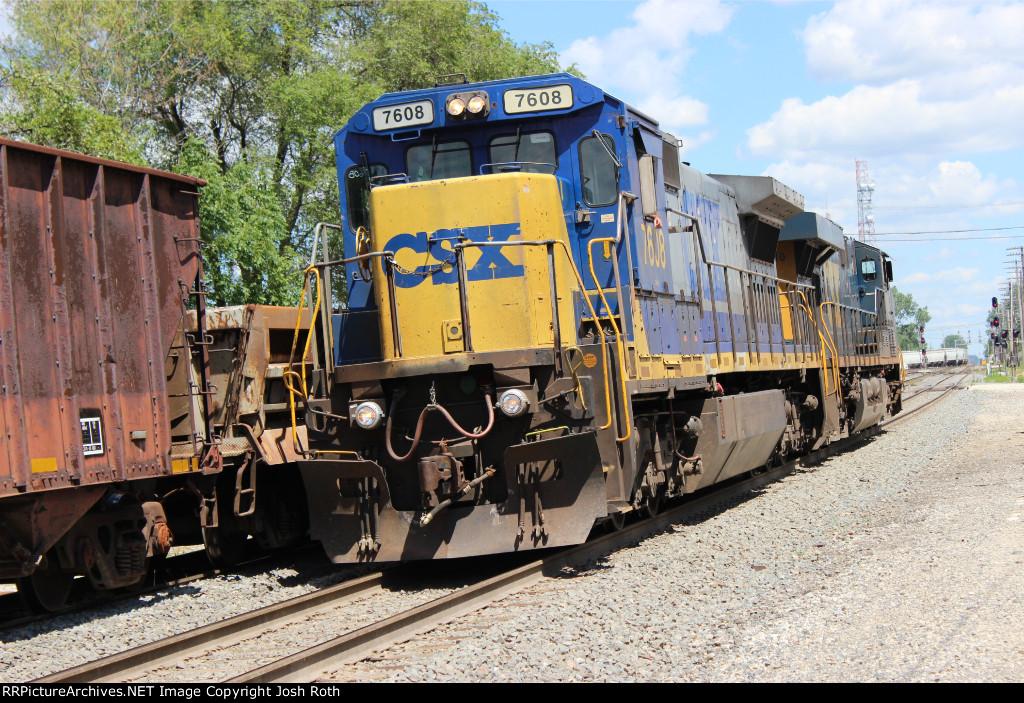 CSX 7608 & CSX 5210