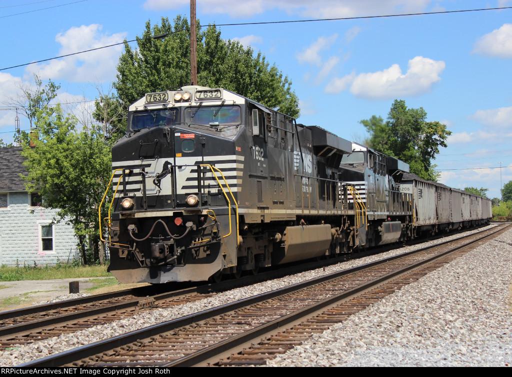 NS 7632 & NS 8060