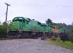 NB Southen building its train