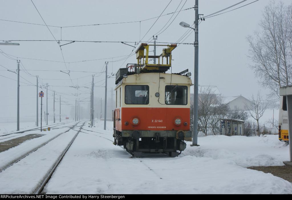 MofW equipment of the Linzer Lokaalbahn