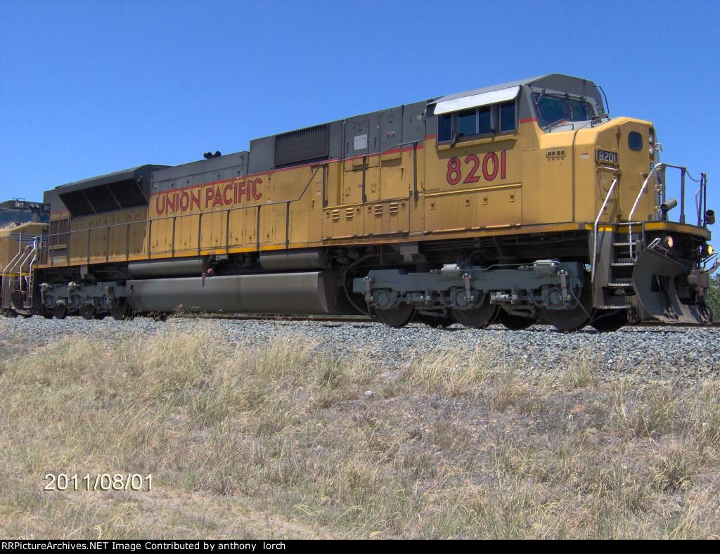 UP SD90/43MAC