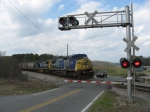 SB grain train G780