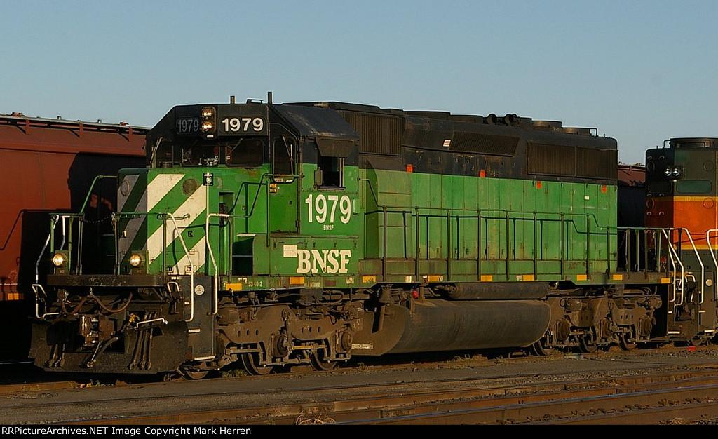 BNSF 1979