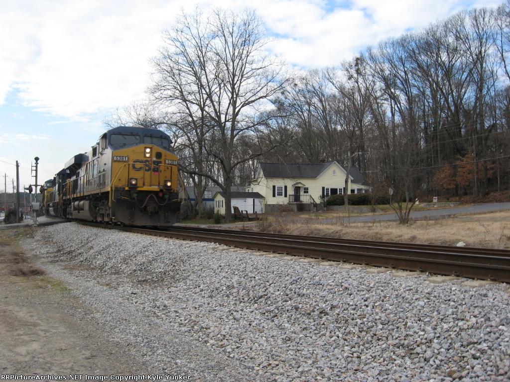 SB autorack train L235