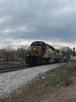 NB freight Q540